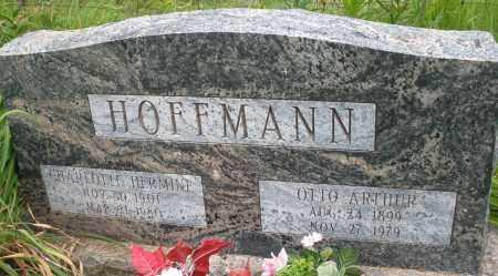 HOFFMAN, OTTO ARTHUR - Warren County, Ohio | OTTO ARTHUR HOFFMAN - Ohio Gravestone Photos