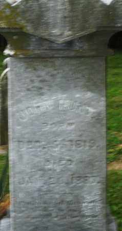 HUNT, JOHN - Warren County, Ohio | JOHN HUNT - Ohio Gravestone Photos