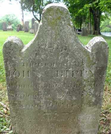 RIPPY, JOHN E.? - Warren County, Ohio | JOHN E.? RIPPY - Ohio Gravestone Photos