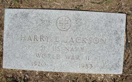 JACKSON, HARRY L. - Warren County, Ohio | HARRY L. JACKSON - Ohio Gravestone Photos
