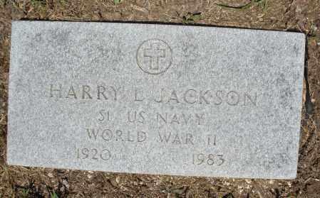 JACKSON, HARRY L. - Warren County, Ohio | HARRY L. JACKSON - Ohio Gravestone Photos