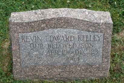 KELLEY, KEVIN EDWARD - Warren County, Ohio | KEVIN EDWARD KELLEY - Ohio Gravestone Photos