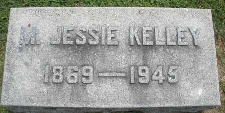 KELLEY, M. JESSIE - Warren County, Ohio | M. JESSIE KELLEY - Ohio Gravestone Photos