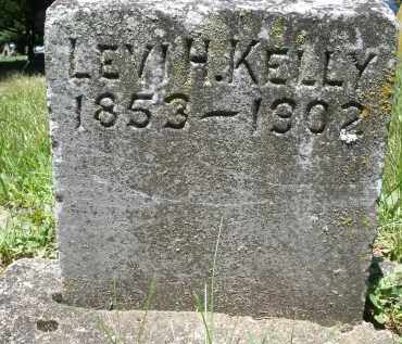 KELLY, LEVI H. - Warren County, Ohio | LEVI H. KELLY - Ohio Gravestone Photos
