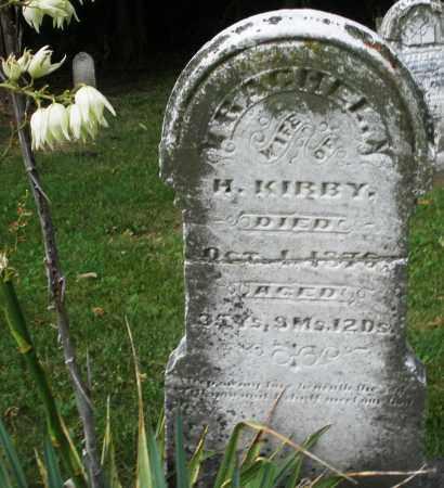 KIRBY, RACHEL - Warren County, Ohio   RACHEL KIRBY - Ohio Gravestone Photos