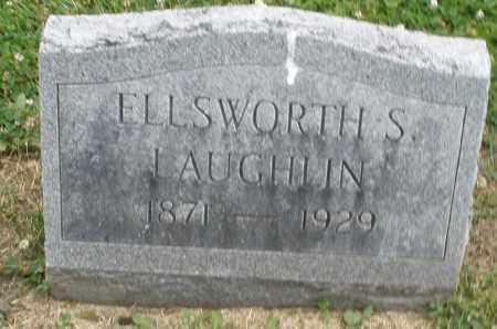 LAUGHLIN, ELLSWORTH S. - Warren County, Ohio   ELLSWORTH S. LAUGHLIN - Ohio Gravestone Photos