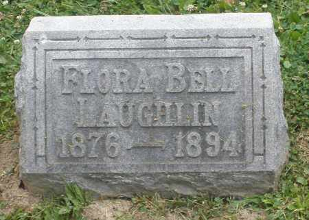 LAUGHLIN, FLORA BELL - Warren County, Ohio | FLORA BELL LAUGHLIN - Ohio Gravestone Photos