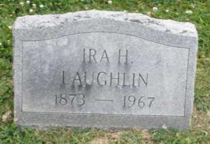 LAUGHLIN, IRA H. - Warren County, Ohio | IRA H. LAUGHLIN - Ohio Gravestone Photos
