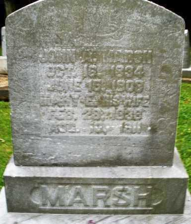 MARSH, JOHN A. - Warren County, Ohio | JOHN A. MARSH - Ohio Gravestone Photos