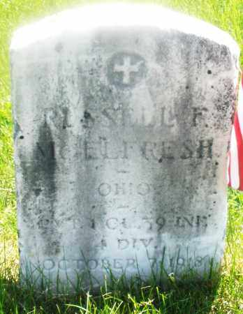 MC ELFRESH, RUSSELL F. - Warren County, Ohio   RUSSELL F. MC ELFRESH - Ohio Gravestone Photos
