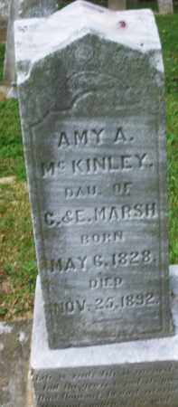 MC KINLEY, AMY A. - Warren County, Ohio | AMY A. MC KINLEY - Ohio Gravestone Photos