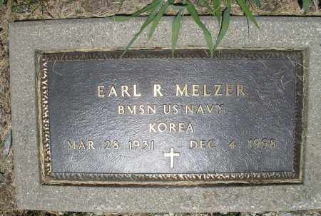 MELZER, EARL R. - Warren County, Ohio | EARL R. MELZER - Ohio Gravestone Photos