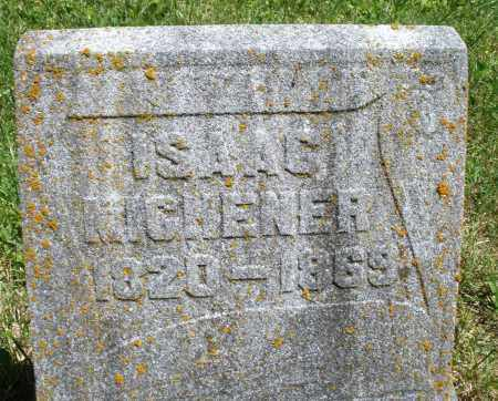 MICHENER, ISAAC - Warren County, Ohio | ISAAC MICHENER - Ohio Gravestone Photos