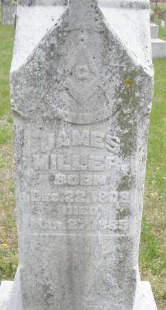 MILLER, JAMES - Warren County, Ohio | JAMES MILLER - Ohio Gravestone Photos