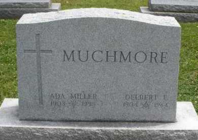 MUCHMORE, ADA - Warren County, Ohio | ADA MUCHMORE - Ohio Gravestone Photos