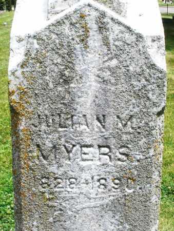 MYERS, JULIAN M. - Warren County, Ohio   JULIAN M. MYERS - Ohio Gravestone Photos