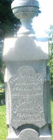 PARKER, THOMAS - Warren County, Ohio | THOMAS PARKER - Ohio Gravestone Photos