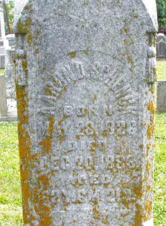 SCHENCK, AARON D. - Warren County, Ohio   AARON D. SCHENCK - Ohio Gravestone Photos