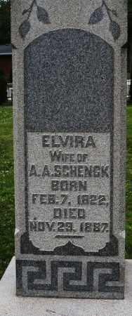 SCHENCK, ELVIRA - Warren County, Ohio | ELVIRA SCHENCK - Ohio Gravestone Photos