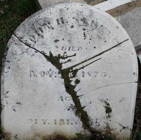 SCHENCK, JOHN H. - Warren County, Ohio | JOHN H. SCHENCK - Ohio Gravestone Photos