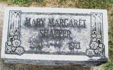 SHAFFER, MARY MARGARET - Warren County, Ohio | MARY MARGARET SHAFFER - Ohio Gravestone Photos