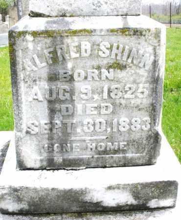 SHINN, ALFRED - Warren County, Ohio | ALFRED SHINN - Ohio Gravestone Photos