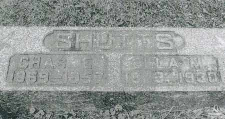 SHUTTS, ELLA MAY - Warren County, Ohio | ELLA MAY SHUTTS - Ohio Gravestone Photos