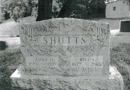 SHUTTS, WILDA M. - Warren County, Ohio | WILDA M. SHUTTS - Ohio Gravestone Photos