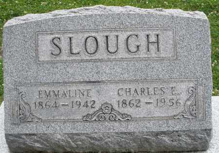 SLOUGH, EMMALINE - Warren County, Ohio | EMMALINE SLOUGH - Ohio Gravestone Photos