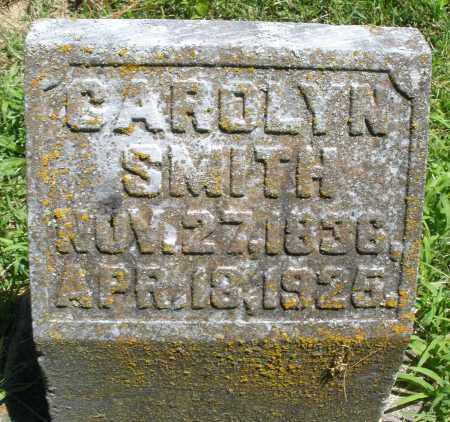 SMITH, CAROLYN - Warren County, Ohio | CAROLYN SMITH - Ohio Gravestone Photos