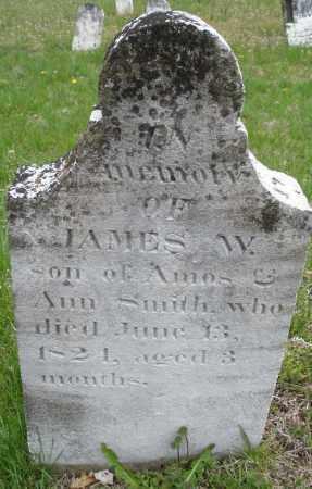 SMITH, JAMES  W. - Warren County, Ohio | JAMES  W. SMITH - Ohio Gravestone Photos