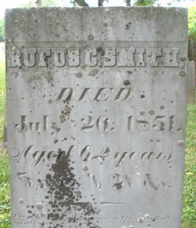 SMITH, RUFUS C. - Warren County, Ohio | RUFUS C. SMITH - Ohio Gravestone Photos