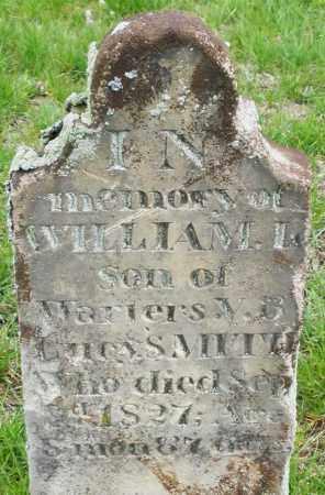 SMITH, WILLIAM L. - Warren County, Ohio | WILLIAM L. SMITH - Ohio Gravestone Photos