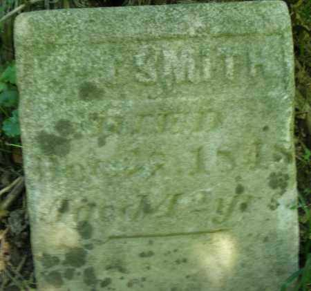SMITH, WM? - Warren County, Ohio | WM? SMITH - Ohio Gravestone Photos