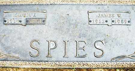 SPIES, LAURA J. - Warren County, Ohio | LAURA J. SPIES - Ohio Gravestone Photos