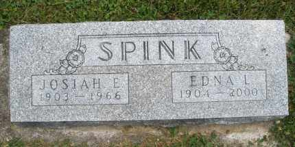 SPINK, JOSIAH E. - Warren County, Ohio | JOSIAH E. SPINK - Ohio Gravestone Photos