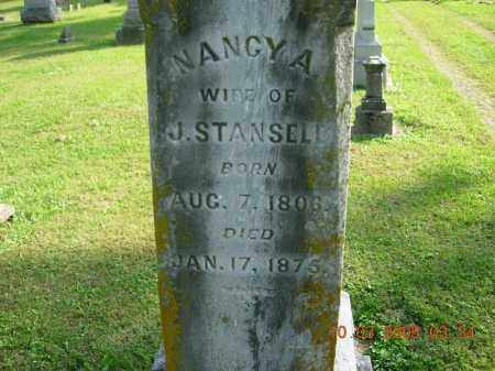 STANSELL, NANCY - Warren County, Ohio | NANCY STANSELL - Ohio Gravestone Photos