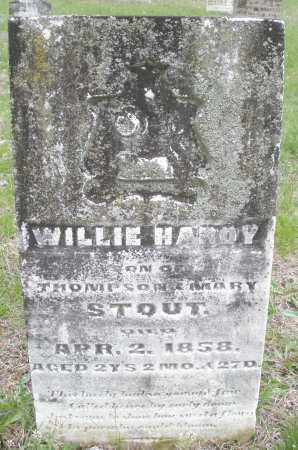 STOUT, WILLIE H. - Warren County, Ohio | WILLIE H. STOUT - Ohio Gravestone Photos