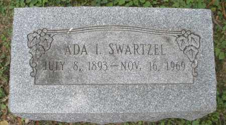 SWARTZEL, ADA I - Warren County, Ohio | ADA I SWARTZEL - Ohio Gravestone Photos