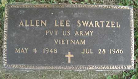 SWARTZEL, ALLEN LEE - Warren County, Ohio | ALLEN LEE SWARTZEL - Ohio Gravestone Photos