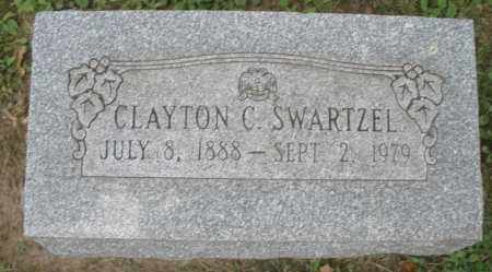 SWARTZEL, CLAYTON C. - Warren County, Ohio | CLAYTON C. SWARTZEL - Ohio Gravestone Photos