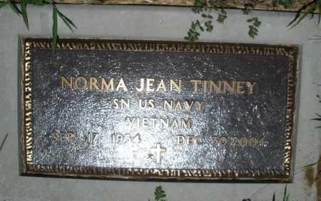 TINNEY, NORMA JEAN - Warren County, Ohio | NORMA JEAN TINNEY - Ohio Gravestone Photos