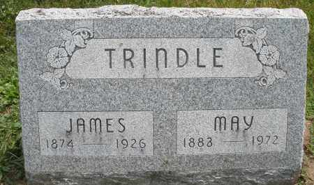 TRINDLE, MAY - Warren County, Ohio | MAY TRINDLE - Ohio Gravestone Photos