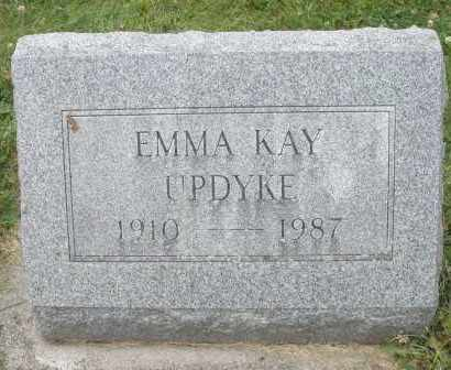 UPDYKE, EMMA KAY - Warren County, Ohio | EMMA KAY UPDYKE - Ohio Gravestone Photos