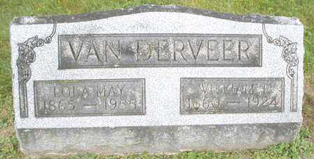 VANDERVEER, LOLA MAY - Warren County, Ohio | LOLA MAY VANDERVEER - Ohio Gravestone Photos