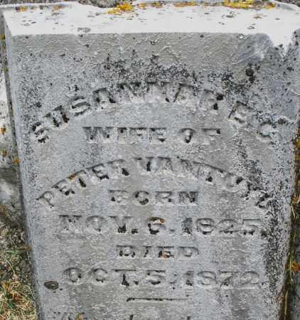 VANTUYL, SUSANNAH E.C. - Warren County, Ohio | SUSANNAH E.C. VANTUYL - Ohio Gravestone Photos