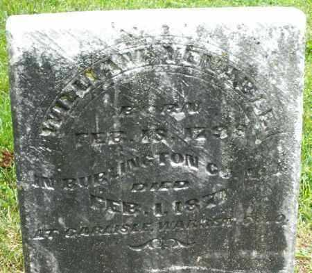 VENABLE, WILLIAM - Warren County, Ohio | WILLIAM VENABLE - Ohio Gravestone Photos
