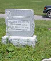 WILKERSON, MARY - Warren County, Ohio | MARY WILKERSON - Ohio Gravestone Photos