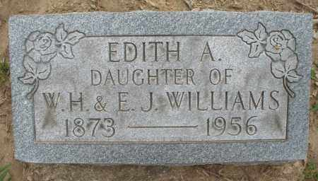 WILLIAMS, EDITH A. - Warren County, Ohio | EDITH A. WILLIAMS - Ohio Gravestone Photos