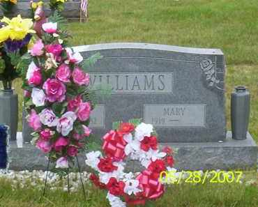 WILLIAMS, RALEIGH - Warren County, Ohio | RALEIGH WILLIAMS - Ohio Gravestone Photos